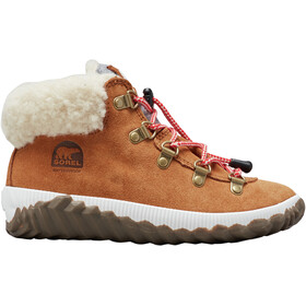 Sorel Out N About Conquest Laarzen Jongeren, camel brown/quarry
